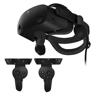 HP Reverb G2 + Controllers Casque de réalité virtuelle avec 2 contrôleurs de mouvement