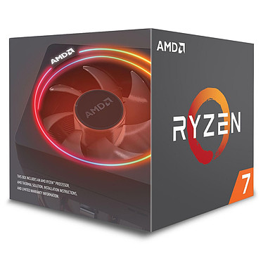 Avis Kit Upgrade PC AMD Ryzen 7 2700X ASUS TUF B450-PRO GAMING