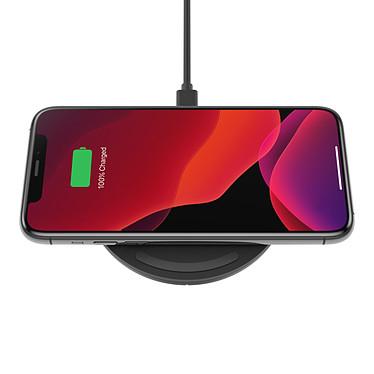 Avis Belkin Chargeur à induction Boost Charge 10 W avec adaptateur secteur (Noir)