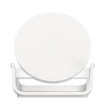 Acheter Belkin Chargeur à induction Boost Charge Stand 10 W avec adaptateur secteur (Blanc)