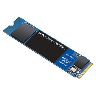 Avis Western Digital SSD WD Blue SN550 500 Go