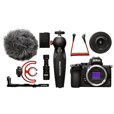Avis Nikon Z 50 Kit Vlogger