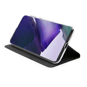 Avis Akashi Etui Folio Porte Carte Noir Samsung Galaxy Note 20 Ultra