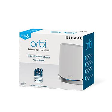 Netgear Orbi WiFi 6 AX4200 satélite (RBS750-100EUS) a bajo precio
