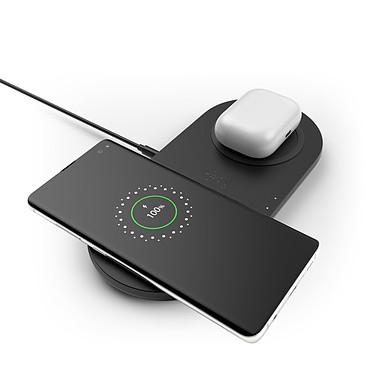 Avis Belkin Double station de recharge à induction Boost Charge (Noir)