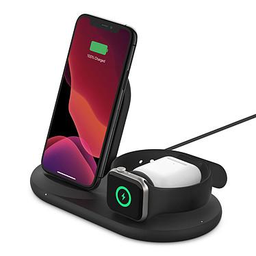 Avis Belkin Station de recharge Boost Charge pour appareils Apple (Noir)
