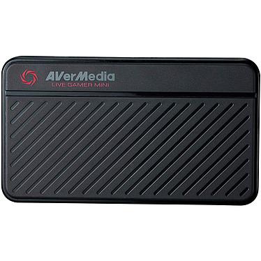 AVerMedia Live Gamer Mini Boitier d'enregistrement et de diffusion en streaming compact - Full HD 1080p - USB 2.0