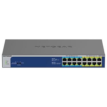 Netgear GS516UP Switch PoE++ 16 ports gigabit 10/100/1000 Mbps