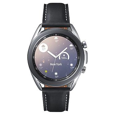 "Reloj SmartwatchSamsung Galaxy 3 (41 mm / Plata) Reloj Smartwatch - 41 mm - IP68 certificado - RAM 1 GB - Pantalla Super AMOLED de 1.2"" - 8 GB - NFC/Wi-Fi/Bluetooth 5.0 - 247 mAh - Tizen OS 5.5"