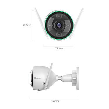 Avis EZVIZ C3N 1080p 2.8mm