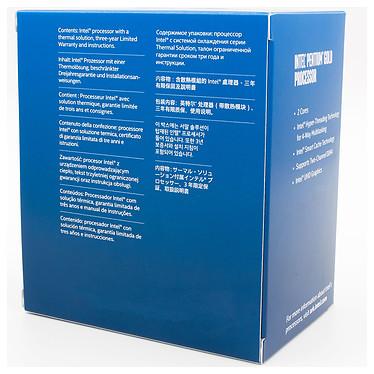 Acheter  Intel Pentium Gold G6400 (4.0 GHz)