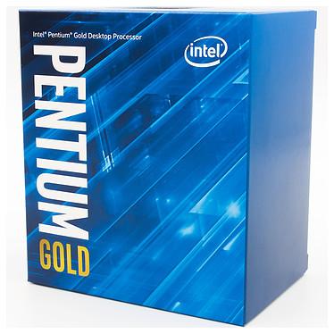 Avis Intel Pentium Gold G6600 (4.2 GHz)