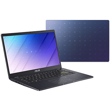"ASUS Vivobook 14 E410MA-EK211T avec NumPad Intel Celeron N4020 4 Go SSD 256 Go 14"" LED Full HD Wi-Fi AC/Bluetooth Webcam Windows 10 Famille 64 bits"