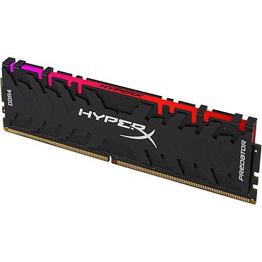 Avis HyperX Predator RGB 64 Go (2 x 32 Go) DDR4 3200 MHz CL16