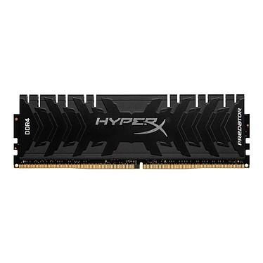 Avis HyperX Predator Noir 128 Go (4 x 32 Go) DDR4 2666 MHz CL15