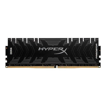 Avis HyperX Predator Noir 128 Go (4 x 32 Go) DDR4 3200 MHz CL16