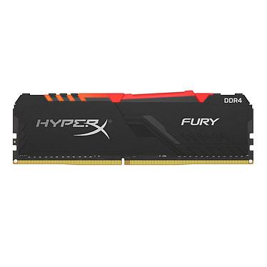 HyperX Fury RGB 32 Go DDR4 2400 MHz CL15