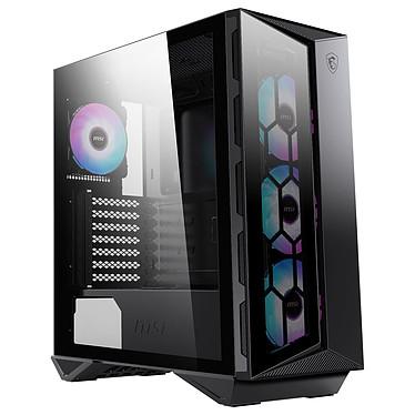 MSI MPG GUNGNIR 110R Caja PC Torre mediana Gaming con ventana de vidrio templado y retroiluminación ARGB