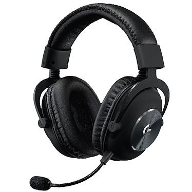 Logitech G Pro X Wireless Lightspeed Gaming Headset (Noir)