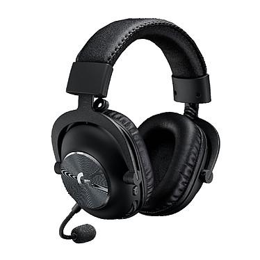Avis Logitech G Pro X Wireless Lightspeed Gaming Headset (Noir)