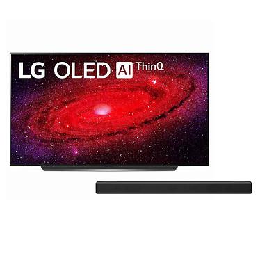 LG OLED55CX + SN7CY
