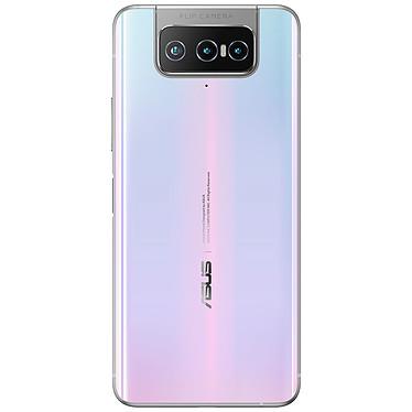 Acheter ASUS ZenFone 7 Blanc (8 Go / 128 Go) + Akashi Ecouteurs Bluetooth Stéréo avec Micro