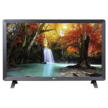 "LG 28TL520V-PZ Téléviseur/Moniteur LED HD 27.5"" (70 cm) 16/9 - 1366 x 768 pixels - HDMI - USB - Son 2.0 10W"