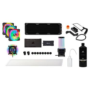Corsair Hydro X Series HX305i Kit de refrigeración liquida RGB para procesadores Intel 1200 y AMD AM4