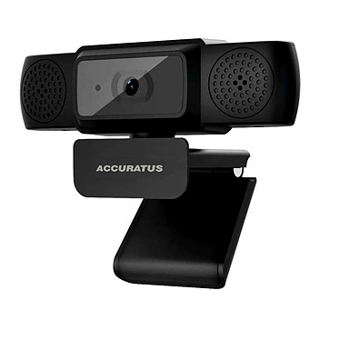 Accuratus V800 Webcam Ultra HD 4K avec microphone - USB