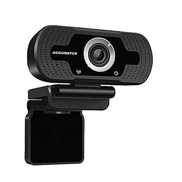 Accuratus V16 Cámara web 1080p - micrófono - USB