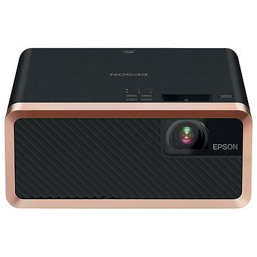 Epson EF-100 Black Android TV Edition Videoproyector láser 3LCD WXGA - 2000 Lúmenes - TV Android - HDMI/USB - Audio Bluetooth - Altavoz de 5 vatios