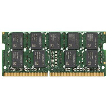 Synology 8GB (1 x 8GB) DDR4 SO-DIMM ECC Sin búfer 2666 MHz CL19 (D4ES01-8G) DDR4 RAM SO-DIMM PC4-21300 ECC Sin búferes