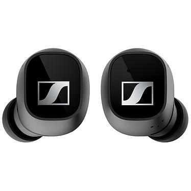Sennheiser CX 400BT Negro In-Earphone True Wireless - Bluetooth 5.1 - Batería de 7h - Controles táctiles - Micrófono - Estuche de carga/transporte
