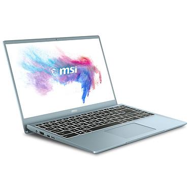 "MSI Modern 14 B10RBSW-052FR Intel Core i7-10510U 16 Go SSD 512 Go 14"" LED Full HD NVIDIA GeForce MX350 Wi-Fi AC/Bluetooth Webcam Windows 10 Famille 64 bits"