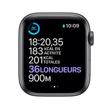 Comprar Apple Watch Series 6 GPS Aluminium Space Gray Bracelet Sport Black 44 mm