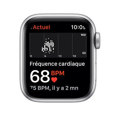 Comprar Apple Watch SE GPS Silver Aluminium Bracelet Sport White 40 mm