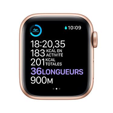 Acheter Apple Watch Series 6 GPS Aluminium Gold Bracelet Sport Pink Sand 40 mm