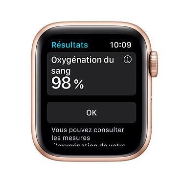 Avis Apple Watch Series 6 GPS Aluminium Gold Bracelet Sport Pink Sand 40 mm