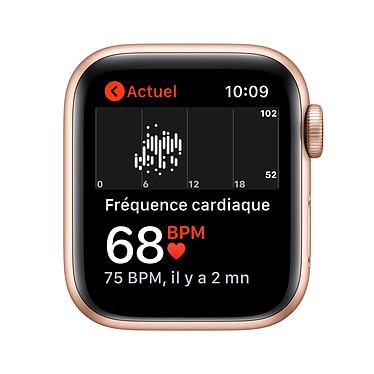 Acheter Apple Watch SE GPS + Cellular Gold Aluminium Bracelet Sport Pink Sand 40 mm