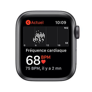 Comprar Apple Watch SE GPS + Cellular Space Gray Aluminium Bracelet Sport Black 40 mm