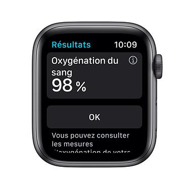 Opiniones sobre Apple Watch Nike Series 6 GPS Aluminium Space Gray Bracelet Sport Anthracite Black 44 mm