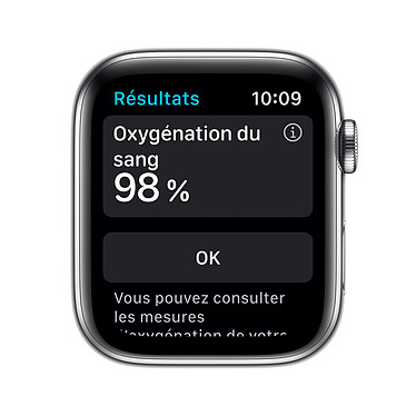 Opiniones sobre Apple Watch Series 6 GPS + Cellular Stainless steel Silver Bracelet Sport White 40 mm