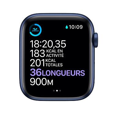 Comprar Apple Watch Series 6 GPS + Cellular Aluminium Blue Bracelet Sport Deep Navy 40 mm