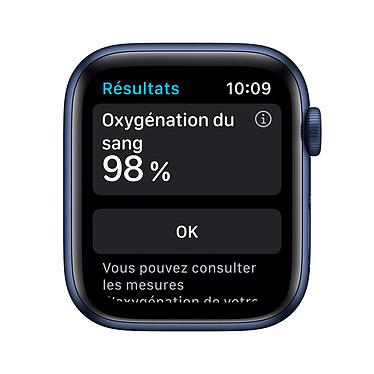 Opiniones sobre Apple Watch Series 6 GPS + Cellular Aluminium Blue Bracelet Sport Deep Navy 40 mm