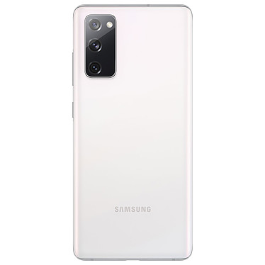 Samsung Galaxy S20 Fan Edition 5G SM-G781B Blanco (6GB / 128GB) a bajo precio