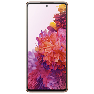 Samsung Galaxy S20 Fan Edition SM-G780F Naranja (6 GB / 128 GB)