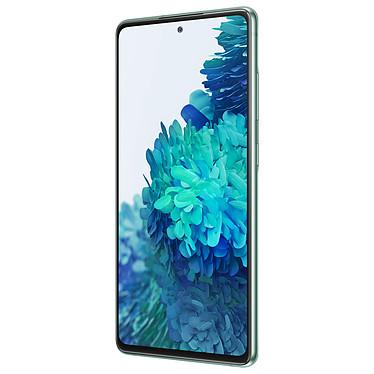 Opiniones sobre Samsung Galaxy S20 Fan Edition SM-G780F Verde (6 GB / 128 GB)