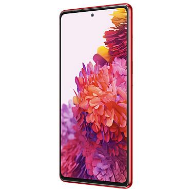 Opiniones sobre Samsung Galaxy S20 Fan Edition 5G SM-G781B Rojo (6 GB / 128 GB)
