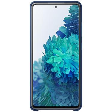 Avis Samsung Coque Silicone Bleu Galaxy S20 Fan Edition