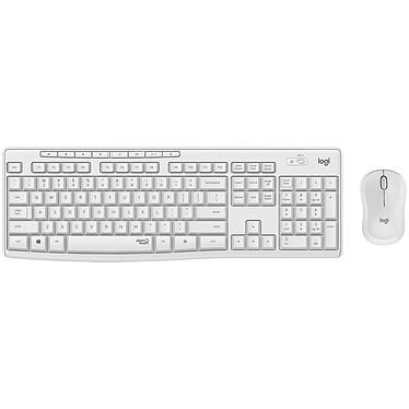 Logitech MK295 (Blanc)
